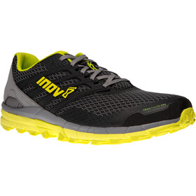 inov-8 Trailtalon 290 Zapatillas Hombre, black/grey/yellow